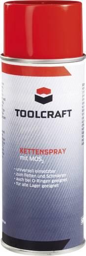 TOOLCRAFT Kettenspray mit MoS2 400 ml