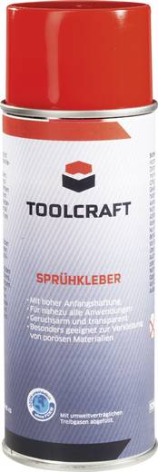 TOOLCRAFT Sprühkleber 400 ml