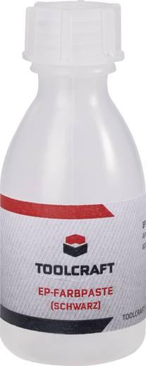 TOOLCRAFT 130 130-0 Epoxydfarbpaste Schwarz 50 g