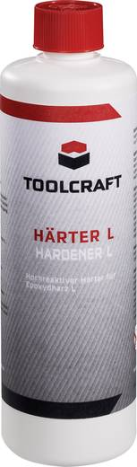 TOOLCRAFT 812636 Härter L (langsam) 1000 g