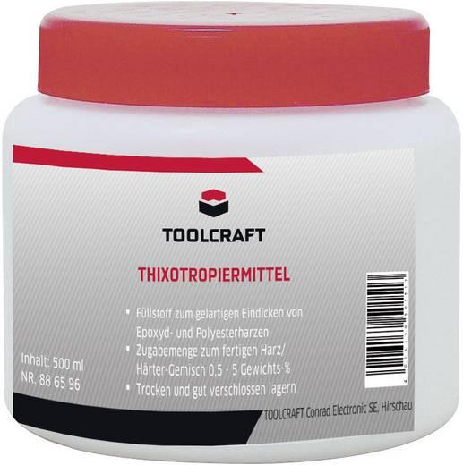TOOLCRAFT 886596 Thixotropiermittel 500 ml