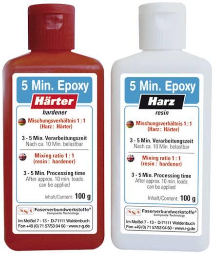 EPO5.S200 5-Minuten Epoxyd-Harz 200 g