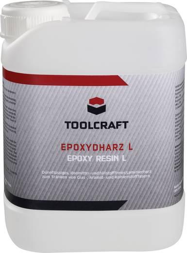 TOOLCRAFT 812640 Epoxydharz 2.5 kg