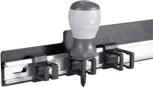 TOOLCRAFT 88 68 87 TOOLCRAFT Alu-Schraubendreherleiste (L x B) 435 mm x 48 mm
