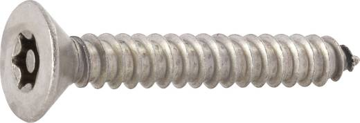 Senkblechschrauben 3.5 mm 38 mm T-Profil mit Stift Edelstahl 10 St. TOOLCRAFT 88115