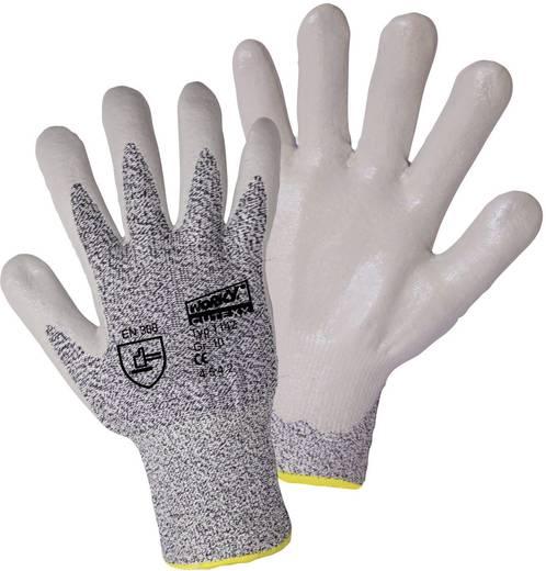 Polyethylen Schnittschutzhandschuh Größe (Handschuhe): 9, L EN 388 Schnittschutzlevel 5 worky CUTEXX HPPE/Elasthan glas