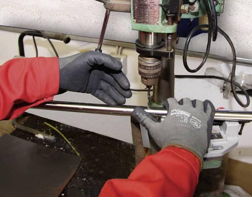 worky 1160 Feinstrickhandschuh FOAM-Sandy Nitril 100% Nylon mit Nitrilbeschichtung Größe (Handschuhe): 8, M
