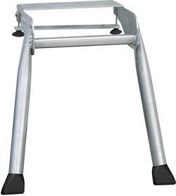 Image of Aluminium Füße für Arbeitsplattform Krause 123732 Silber 4 kg