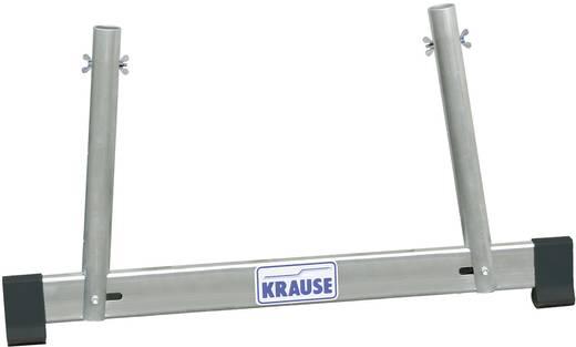 Aluminium Fußstütze für Arbeitsplattform Krause 123749 Silber 2 kg