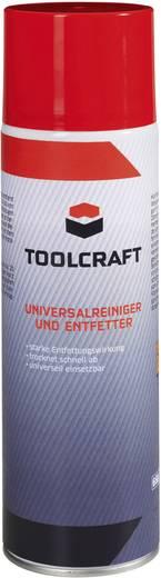 TOOLCRAFT 887248 Universalreiniger und Entfetter 500 ml