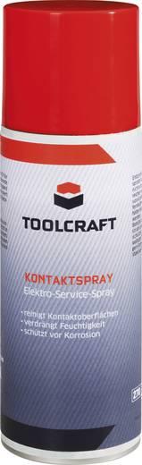 Kontaktreiniger TOOLCRAFT TC-KSC200C TC-KSC200C 200 ml