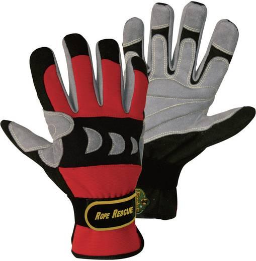 Clarino®-Kunstleder Montagehandschuh Größe (Handschuhe): 7, S EN 388 CAT II FerdyF. Rope Rescue 1977 1 St.