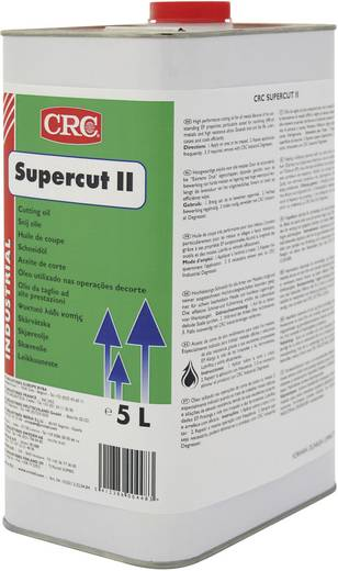 CRC 20457-AA Supercut II Bohr- und Schneidöl 5 l