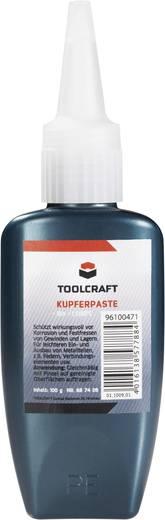 Kupferpaste TOOLCRAFT 887426 100 g