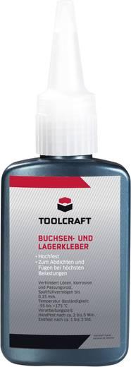 TOOLCRAFT BUS- EN LAGERLIJM Buchsen-Lagerkleber 887506 50 ml