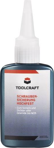 Schraubensicherung Festigkeit: hoch 50 ml TOOLCRAFT SCHRAUBENSICHERUNG HOCHFEST 887508