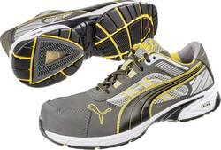Bezpečnostná obuv S1P PUMA Safety PACE LOW HRO SRA 642560, veľ.: 43, sivá, žltá, 1 pár