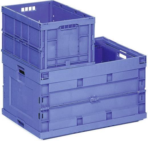Klappbox (L x B x H) 530 x 350 x 275 mm Rot 91022 1 St.