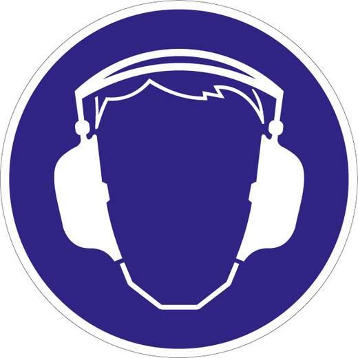 Gehörschutz benutzen 105A20 Ø (Ø) 200 mm