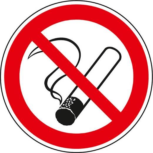 Rauchen verboten 610F10 (Ø) 100 mm
