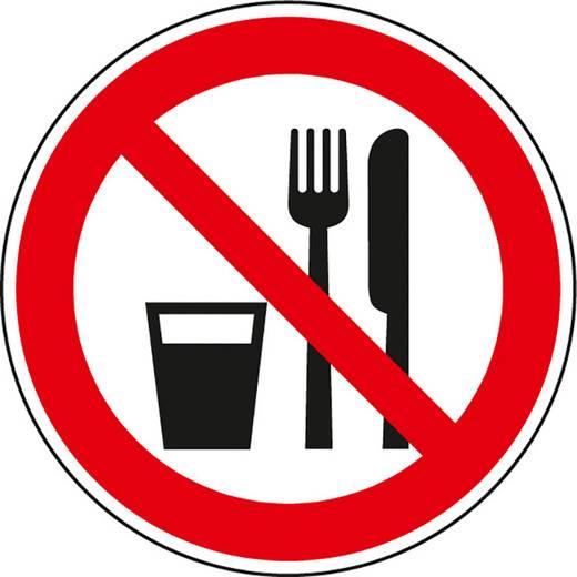 Essen und Trinken verboten 611F20 (Ø) 200 mm