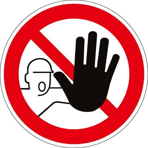 Zutritt für Unbefugte verboten 660A20 (Ø) 200 mm