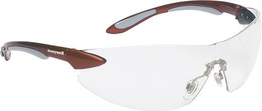 Schutzbrille Honeywell Ignite 1017080 Rot, Silber DIN EN 170, DIN EN 166-1
