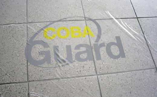COBA Europe Bodenschutzfolie Coba Guard Transparent LxBxH (25 m x 0.6 m x 50 μm)