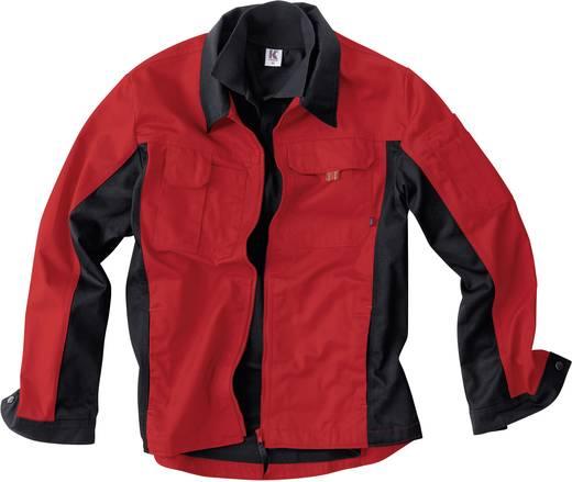 Kübler Active Wear 1734 5413-5599 Jacke INNO PLUS 56 Mittelrot, Schwarz
