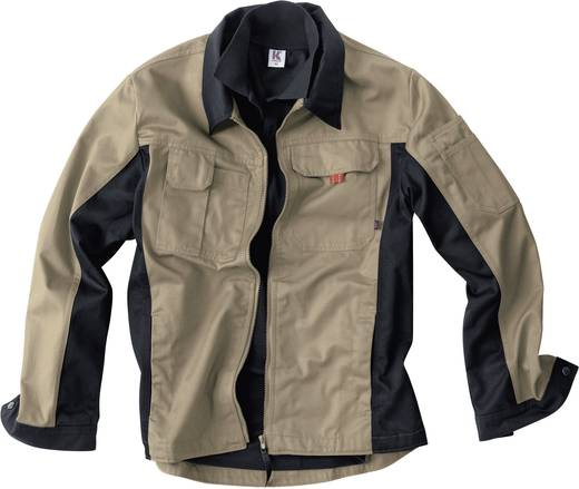 Kübler Active Wear 1734 5413-2599 Jacke INNO PLUS 50 Sand-Braun, Schwarz