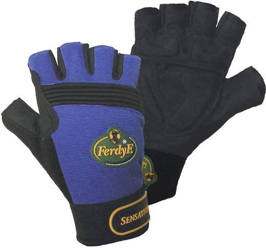 FerdyF. 1975 Handschuh Mechanics Sensation Clarino®-Kunstleder und Elasthan Größe S (7)