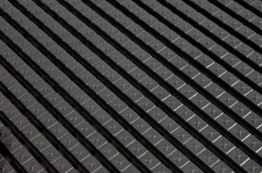 COBA Europe Premier Grip Flexible PVC-Platte Schwarz LxBxH (450 mm x 300 mm x 15 mm)
