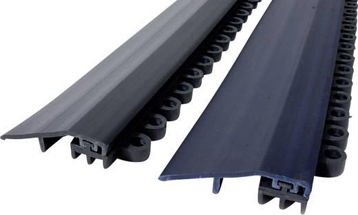 COBA Europe Premier Verbinder Randleiste Schwarz 900 mm x 50 mm x 15 mm