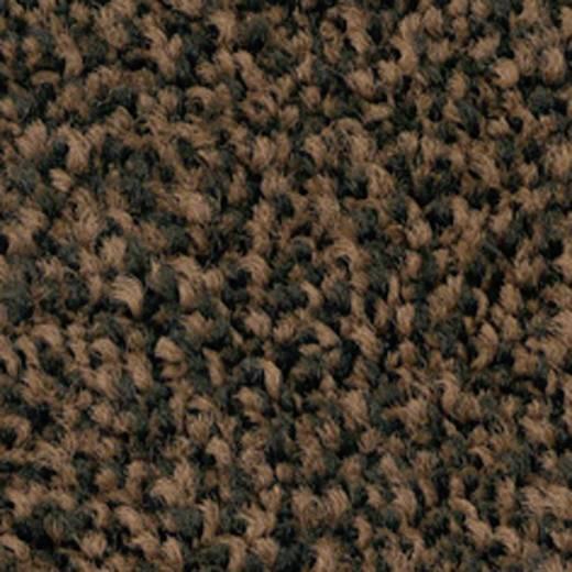 COBA Europe Eingangsmatte Cobawash - 0,6 x 0,85 m Schwarz, Braun LxBxH (850 mm x 600 mm x 9 mm)
