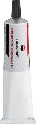Schraubensicherungslack 50 ml TOOLCRAFT 888635