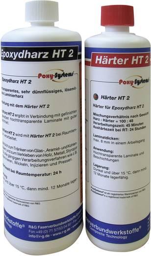 888653 Harz und Härter HT 2 1 Set
