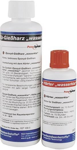 """888662 Gießharz """"wasserklar"""" + Härter 310 ml"""