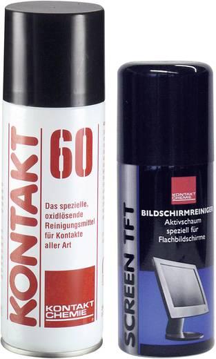 Kontaktreiniger inkl. TFT-Reiniger 100 ml CRC Kontakt Chemie KONTAKT 60 1 Set