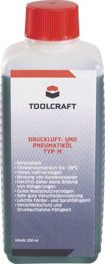 TOOLCRAFT 888981 Druckluft- & Pneumatiköl Typ M 250 ml