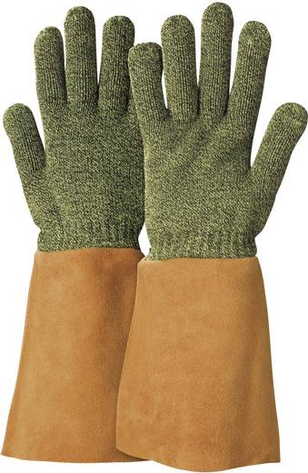 KCL 954 Hitzeschutzhandschuh KarboTECT® L Para-Aramid, Karbon, Wolle, Leder 1 Paar