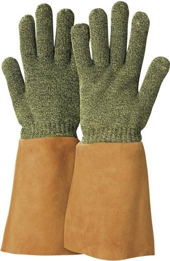 KCL 954 Hitzeschutzhandschuh KarboTECT® L Para-Aramid, Karbon, Wolle, Leder Größe: 7 1 Paar