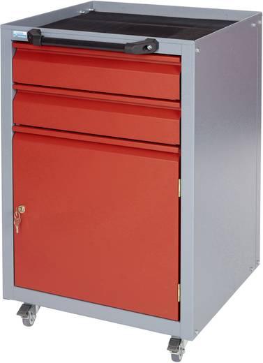 Küpper 12022 Werkstattwagen rot Abmessungen:(B x H x T) 50 x 76 x 47 cm