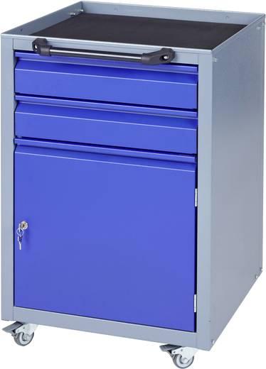Küpper 12027 Werkstattwagen ultramarinblau Abmessungen:(B x H x T) 500 x 760 x 470 mm