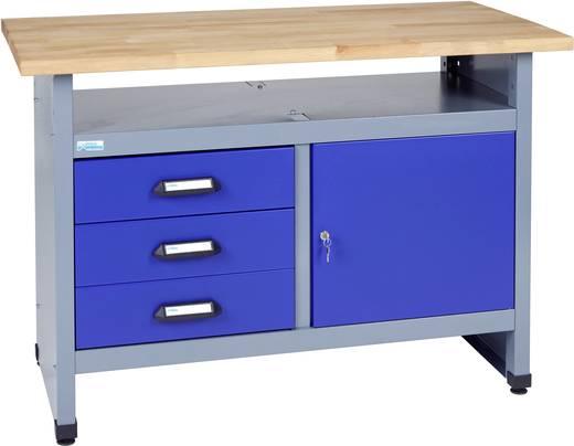 Küpper 12087 Werkbank ultramarinblau (B x H x T) 1200 x 840 x 600 mm
