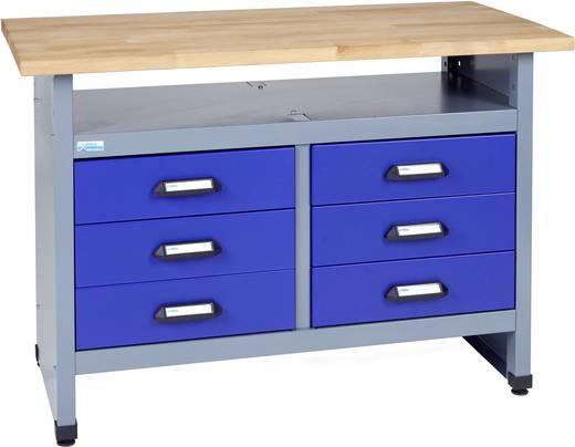 Küpper 12117 Werkbank ultramarinblau (B x H x T) 1200 x 840 x 600 mm