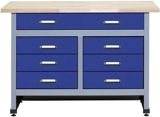 Küpper 12127 Werkbank ultramarinblau (B x H x T) 1200 x 840 x 600 mm