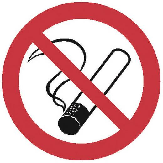 Warnaufsteller Rauchen verboten (B x H x T) 275 x 600 x 270 mm Moravia MORION 345.27.556 1 St.