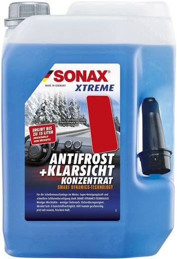 Sonax 232505 XTREME Antifrost & Klarsicht Konzentrat 5 l