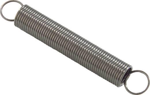Zugfedern 17333 Abm. (Ø x L) 15 mm x 105 mm Inhalt 5 St.