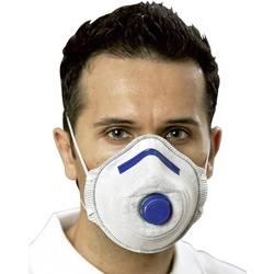 Respirátor proti jemnému prachu, s ventilem EKASTU Sekur 411 250, 12 ks